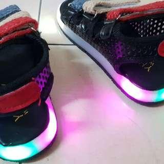 LED Kids Shoes