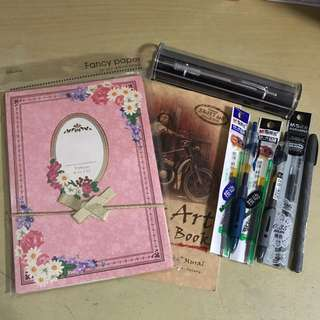 BN Stationery Set
