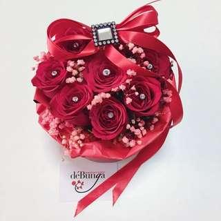 Flower Box - Valentines Day