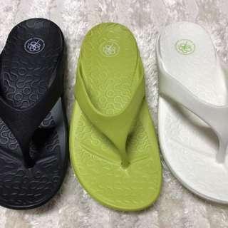 MIT台灣製/牛頭牌輕旅行系列/棉花糖拖鞋