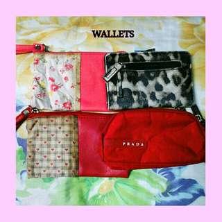 💕 WALLETS