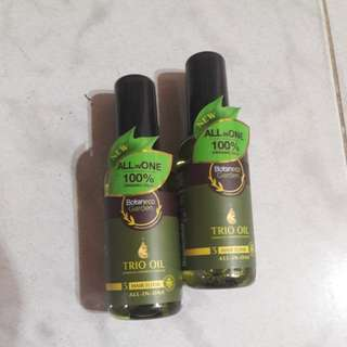 Hair elixir