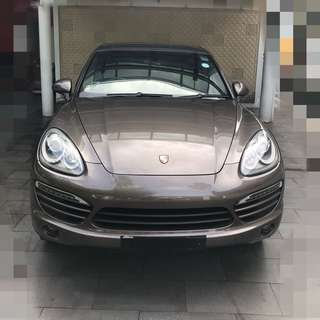 Porsche Cayenne 3.6A Tiptronic V6