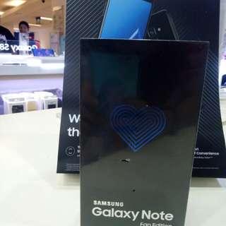Samsung note FE bisa kredit