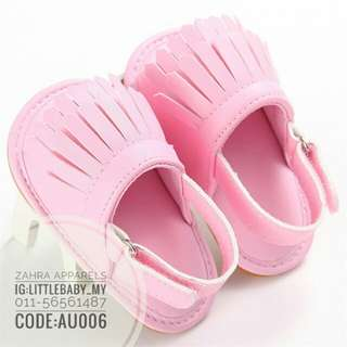 Colour candy sandal prewalker