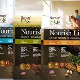 Nourish Life Cat Food 1.8kg
