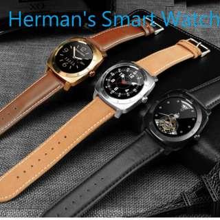 DM88 Round Smart Watch(外觀時尚 智能掛接電話)