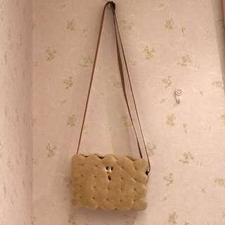 日本🇯🇵 gladee 餅乾 相機包 化妝包 肩背包 Gladly Gladee 筆袋 側背包