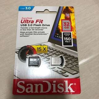 Samdosk 32gb thumb drive