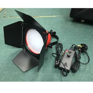 55W LED Red Head Video Light