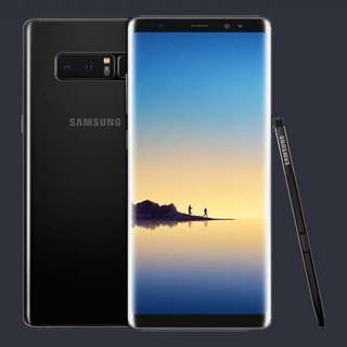 LOCAL WARRANTY SET: Samsung Note 8 64GB