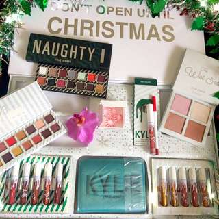 Kylie holiday Collection Set