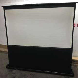 versaview projector80吋投影幕