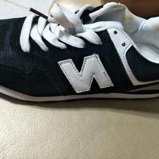 Inspired NB black shoe used