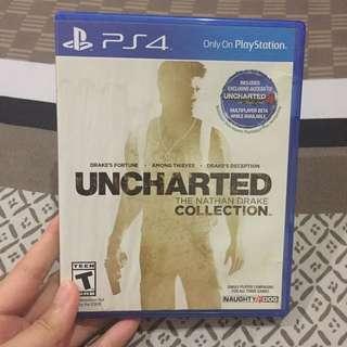 PS4 Uncharted Nathan Drake