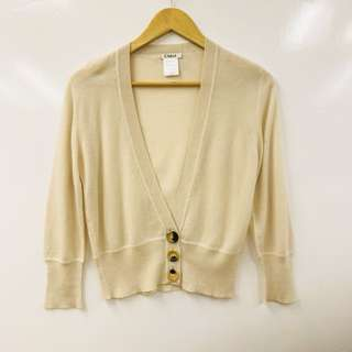 Chloe knitted cardigan size M