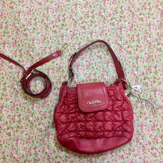 Carlorino leather handbag
