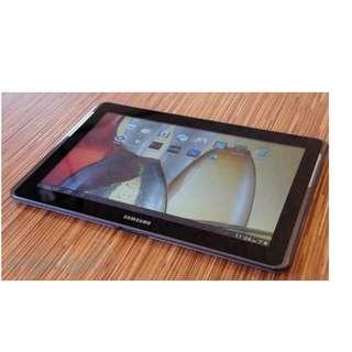 Samsung Tab2 3G Sim 16GB 10.1 Inch 99%NEW(ORIGINAL)