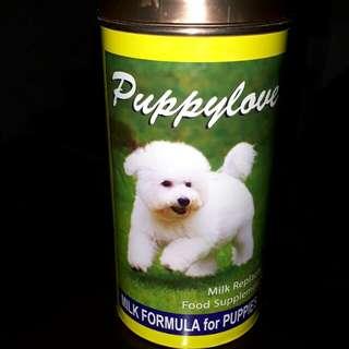 Puppylove (600g) half can