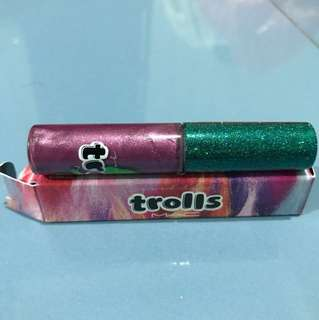 Original lipgloss mac troll limited edition