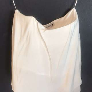 Maurie & Eve Strapless Top