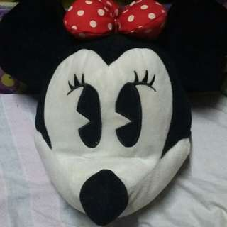 Minnie mouse dvd holder