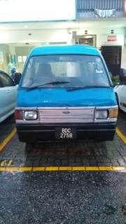 Ford Econovan 1.5