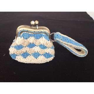 Dompet Katun MIni (mini cotton wallet)