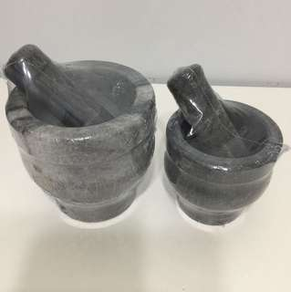 Large Mortar and Pestle Stone Pounder