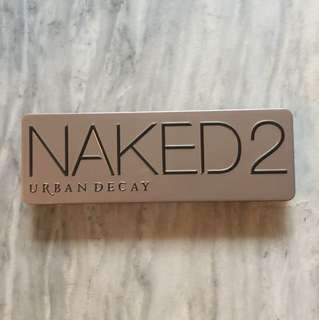 REPRICED!!! Authentic Naked 2 eyeshadow palette