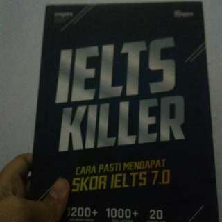 IELTS KILLER dari Inspira Book