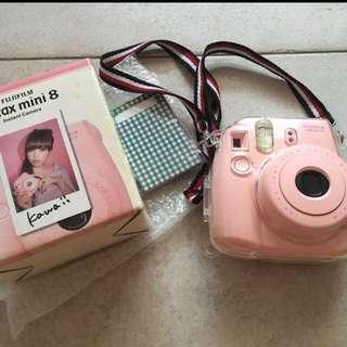 Instax Mini 7s Polaroid camera