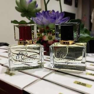 Exclusive D'calysta Perfume (Womens&Mens)