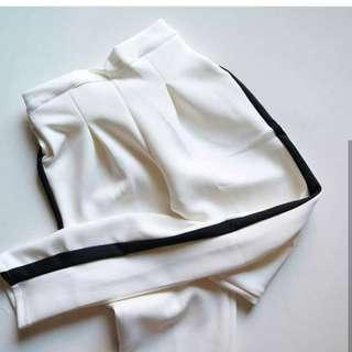 Pnb Pants White