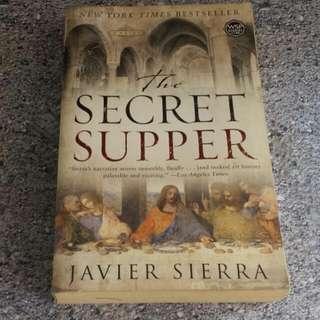 The Secret Supper Book By Javier Sierra