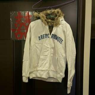 🚚 白色厚外套