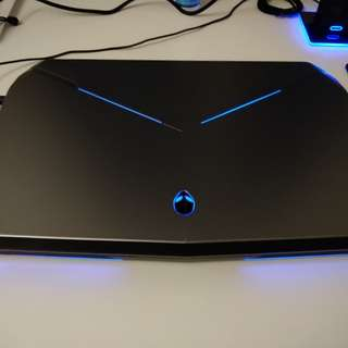 Alienware 15 R2 with touch screen