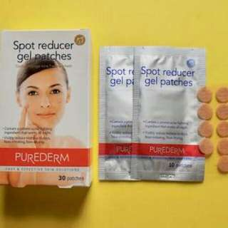 Purederm Spot Reducer Gel Patches