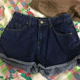 🚚 深藍色短褲💓