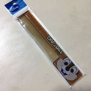 Chip 'n' dale mini comb