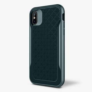 韓國製造 全新 Caseology Apex iPhone X Case Aqua Green iPhone X 手機殼