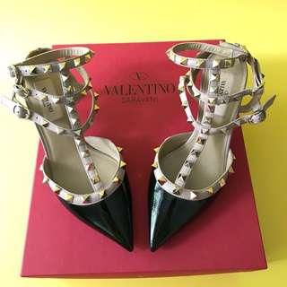 Valentino ankle strap
