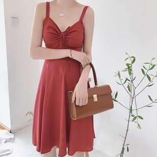 Chic Vintage Slim Cut Dress