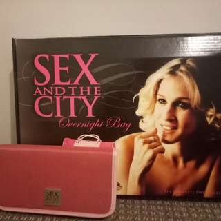 Sex and The City Complete Series and Movie DVD