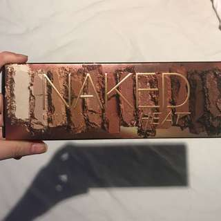 BRAND NEW urban decay naked heat pallette