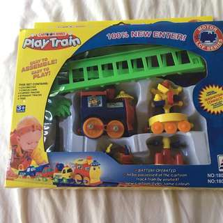 Play Train. RM30. Include postage peninsular.
