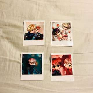 BTS WINGS Unofficial PCs