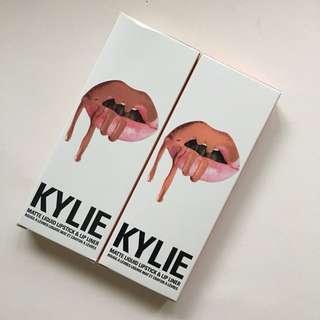 全新 Kylie Cosmetics lip kit