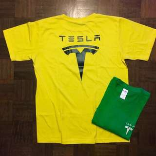 TESLA Collectible Shirt