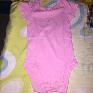 Child of Mine by Carter's onesie for baby girl